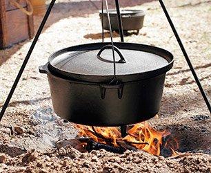 Chuckwagon Cook Off in Llano Texas