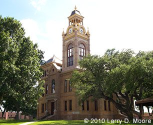 Courthouse in Llano Texas