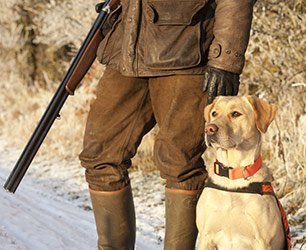 Hunter in Llano Texas