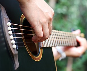 Bluegrass Music in Llano Texas