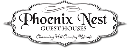 Phoenix Nest Guest Houses - Charming Hill Country Retreats in Llano, Texas