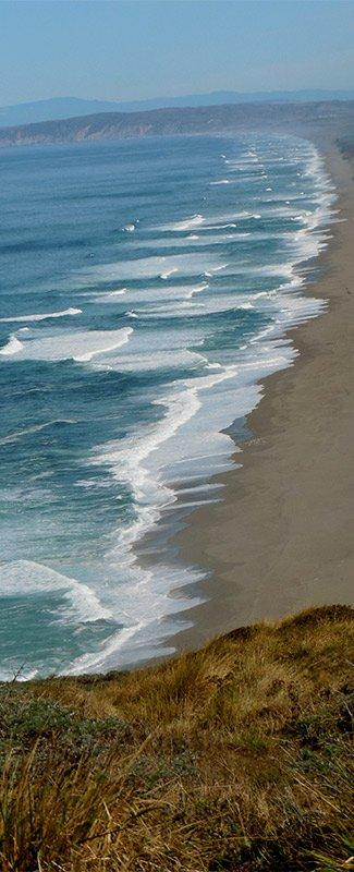 great beach by osprey peak