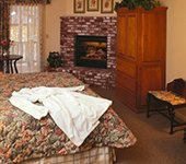 Luxury Amenities and Accommodations at Alpenhorn B&B in Big Bear Lake CA