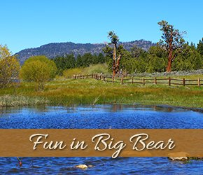 Fun Things to Do in Big Bear Lake, California