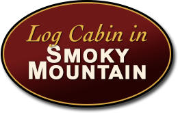 Log Cabin in Smoky Mountain
