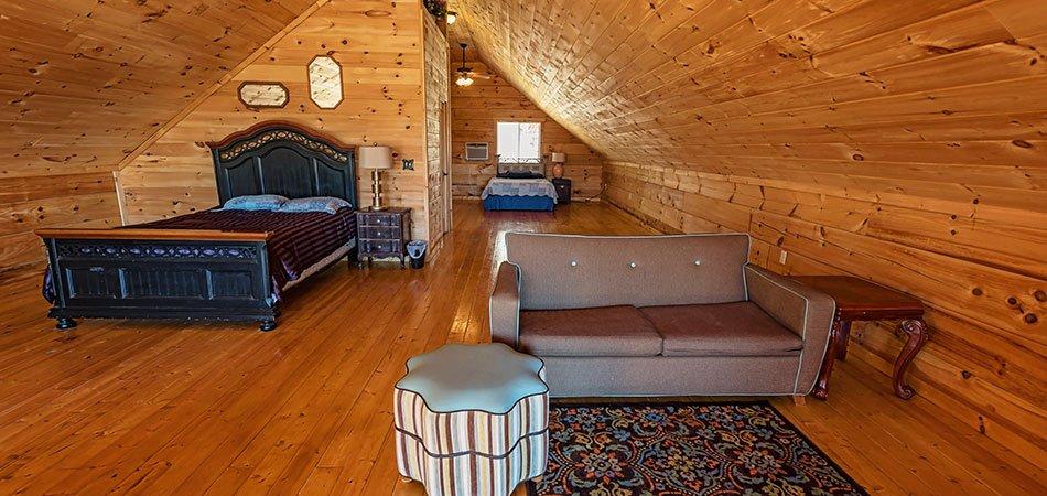 Attirant Lodging At Log Cabin In Smoky Mountain