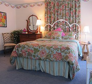 primavera suite at Scarborough Inn in Ocean City, NJ