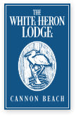 The White Heron Lodge Logo