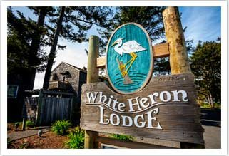 The White Heron Lodge Photo