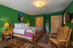 gallatin view room yellowstone basin inn