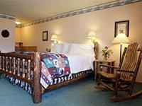 La duke room at yellowstone basin inn