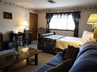 Ridin' high room yellowstone basin inn
