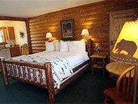 paradise cabin yellowstone basin inn