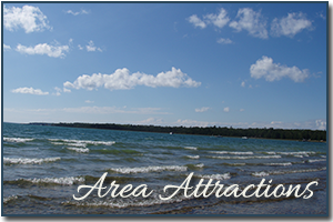 Area Attractions near Insel Haus in MI