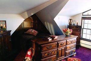 Oragami Room at Insel Haus