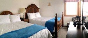 Room 4 at Eyak Inn