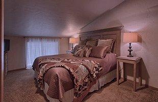 Diamond Suite at KingWood Suites in Fredericksburg, TX