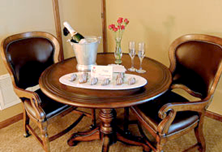 KingWood Suites special packages in Fredericksburg, TX
