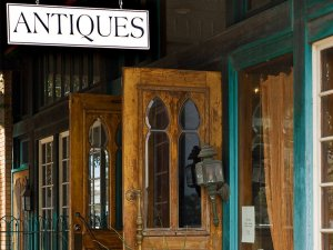 Antiques Shop Area Attractions Bigby Creek