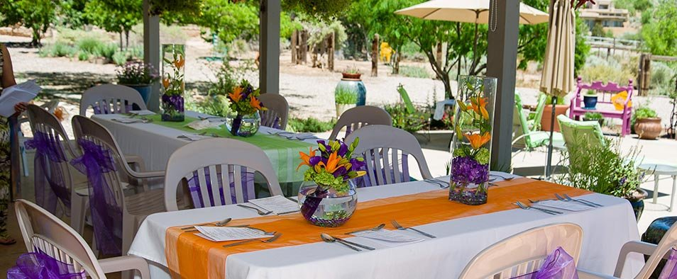 weddings at chocolate turtle bb in corrales