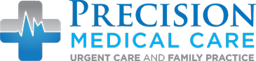 Precision Medical Logo Provo Utah Urgent Care