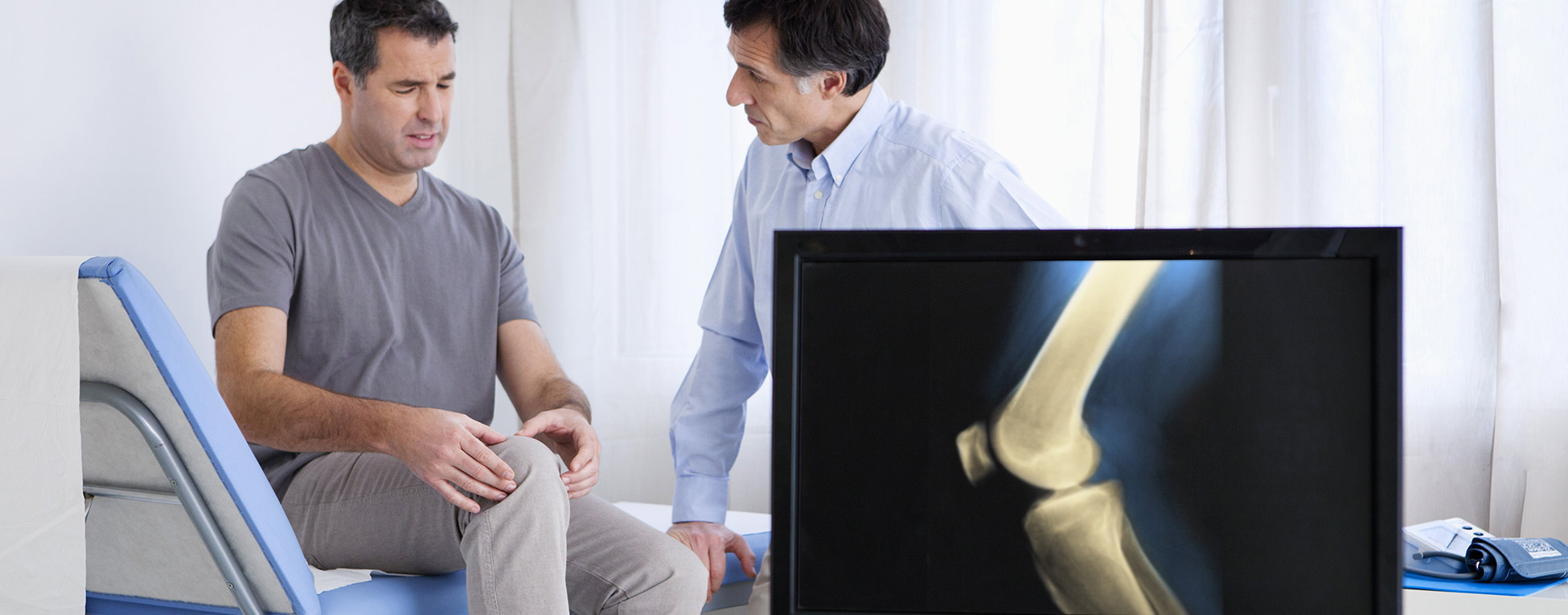 Orthopedics medical care at Precision Medical