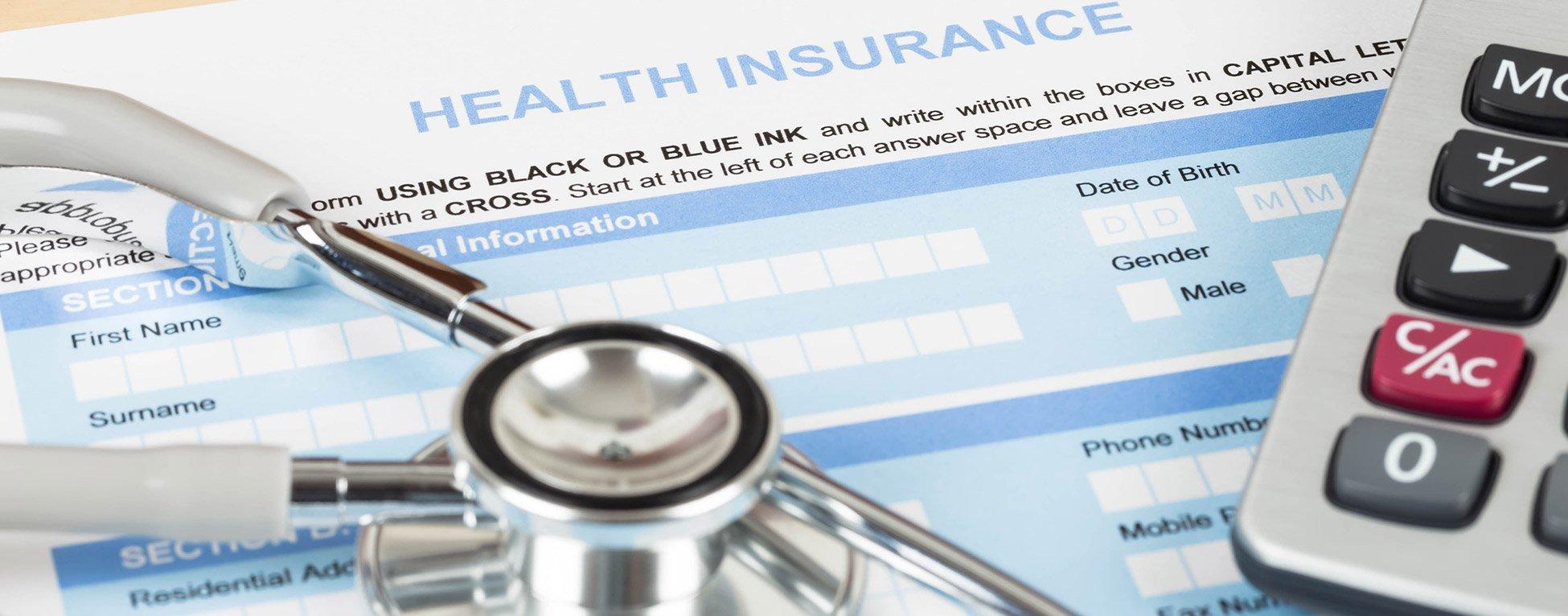 Health Insurance Acceptance Form Precision Medical Provo