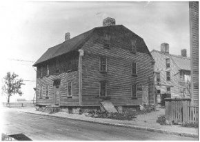 1723 Simeon Potter Home in Newport, Rhode Island