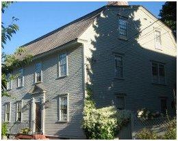 Current Simeon Pooter Home in Newport Rhode Island