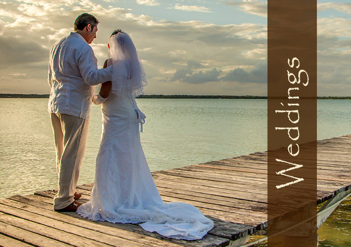 Destination Weddings at Crimson Orchid Inn in Belize