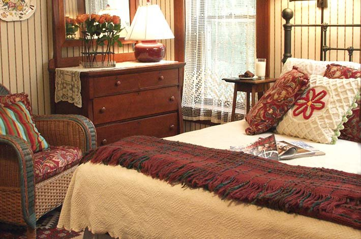 Extended stays at Albany House Bed and Breakfast