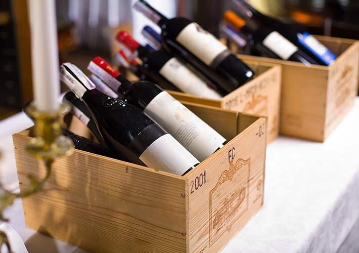 Wineries near Woodrow House