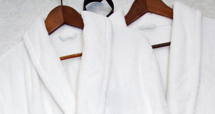 Plush Robes Add-On at McKenzie House B&B in Northern Indiana