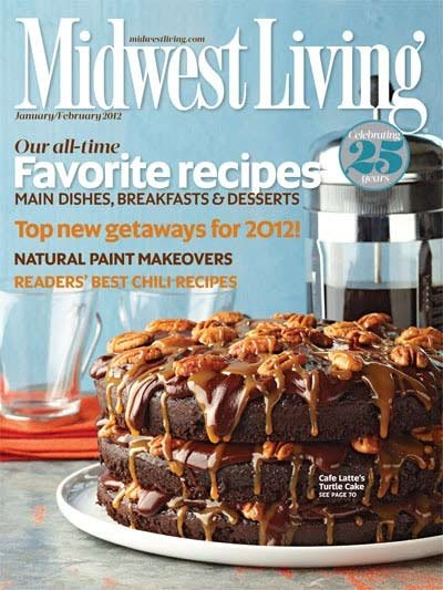 Midwest Living article on McKenzie House B&B in Northern Indiana