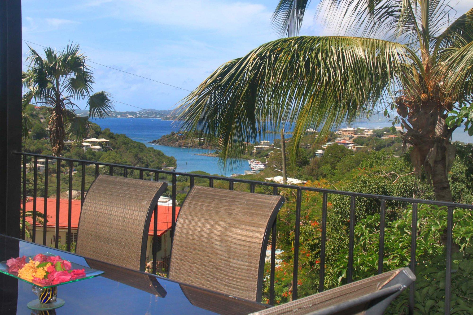 Bravo unit view at Serendip Vacation Condos