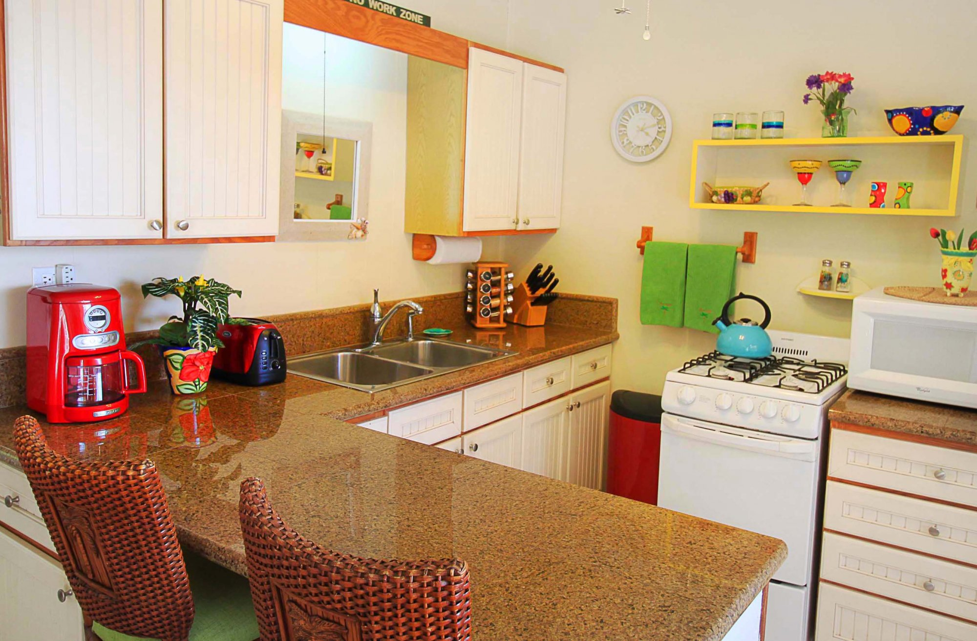 Fiesta kitchen
