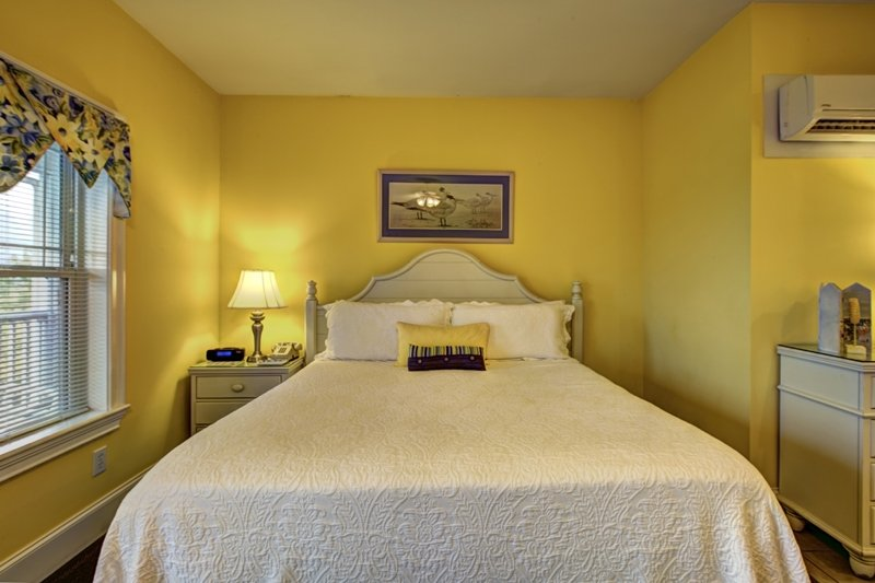 Guest Rooms at The Sunset Inn