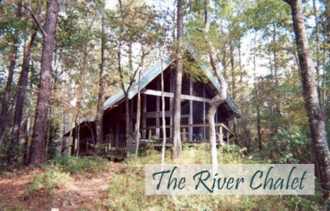 River Chalet at Little River Bluffs in Folsom Louisiana