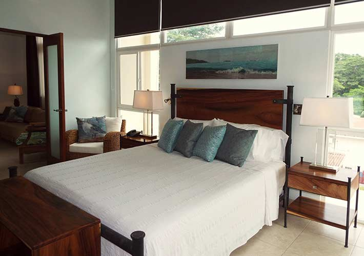 Guest Rooms at La Gaviota Tropical in Playa Hermosa GTE Costa Rica