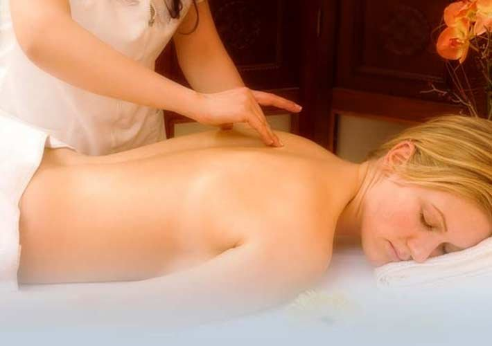 On-site massage therapy at Paradise Gateway in Montana