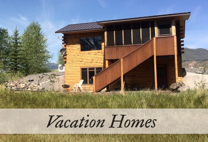 Paradise Gateway Vacation Homes in Emigrant, Montana