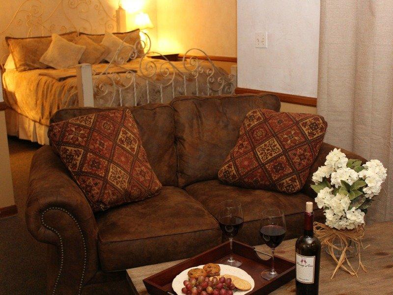 country room at adobe village inn