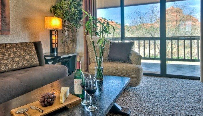 kaibab 2 bedroom suite at adobe village graham inn