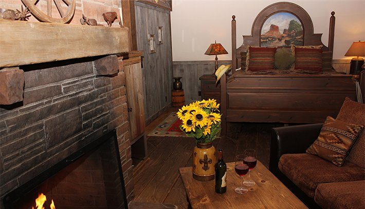 lonesome dove villa at adobe village graham inn