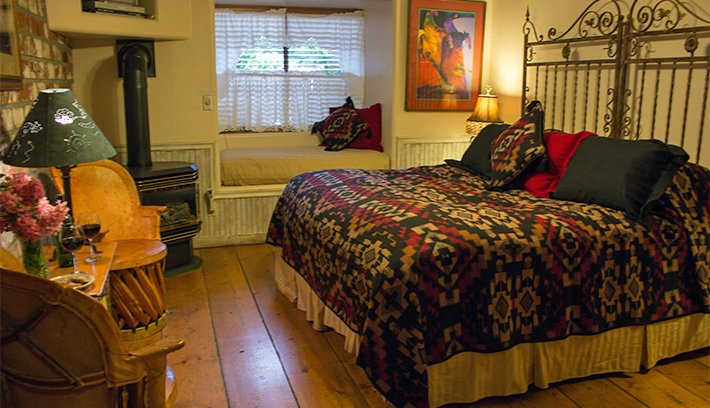 tumbleweed room at adobe village graham inn