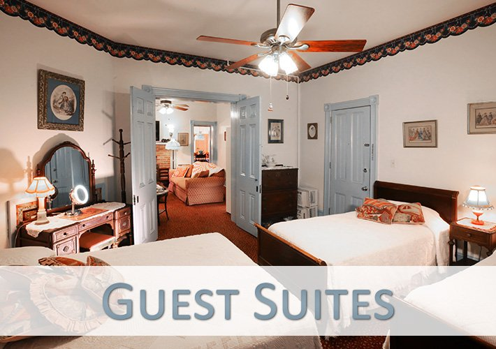 Guest Suites at Antoinette's Apartments in Cape May NJ