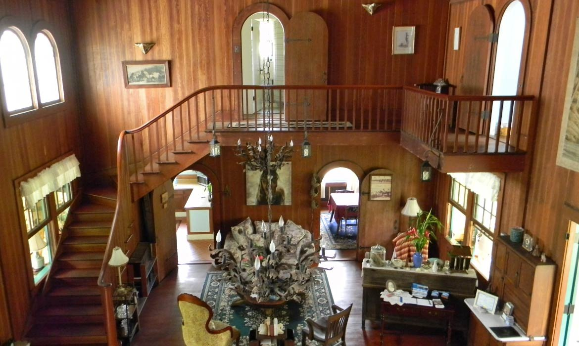 Maureen's Bed & Breakfast Lobby