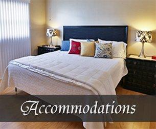 Accommodations at The Carlton Club Inn