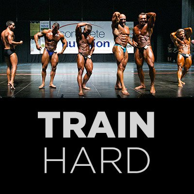 Train Hard Blog NPC Utah