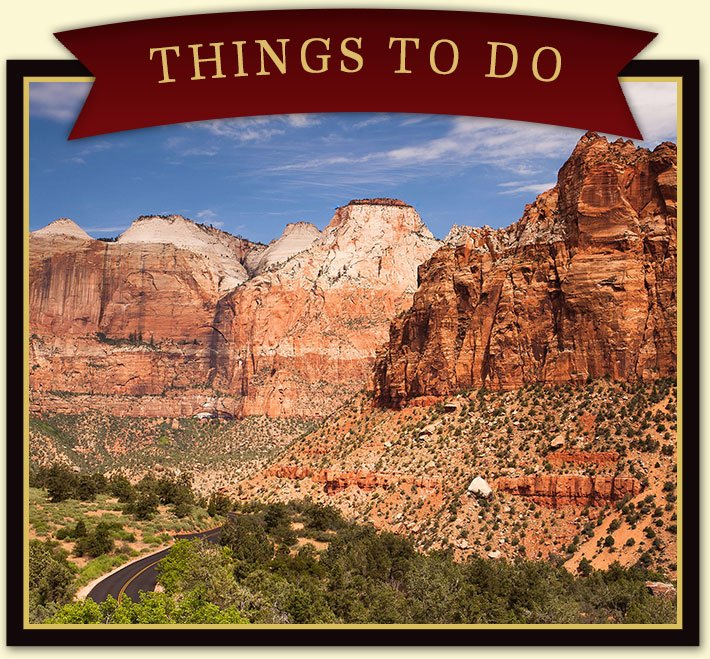 Things to Do Near Zion National Park in Utah